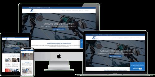 Webdesign-rosenheim-reinigung