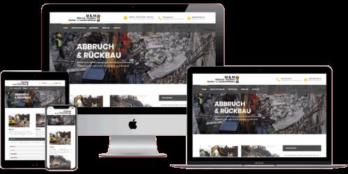 Webseite-mmabruch