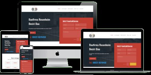 Webseite-becirib