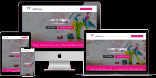 Webseite-luxrein