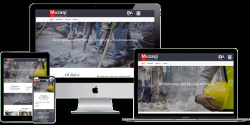Webseite-muzaqiab