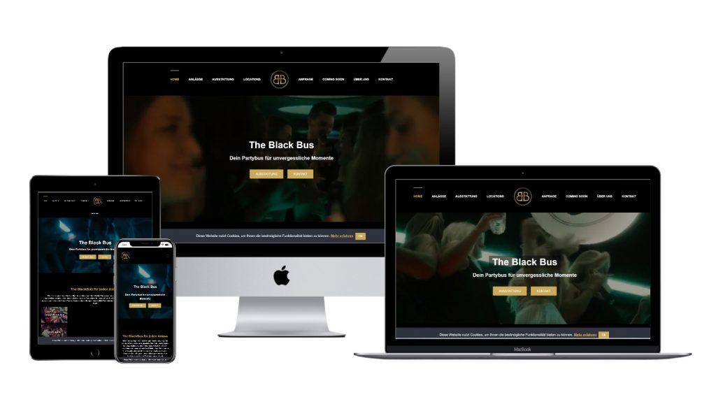 webdesign-blackbus
