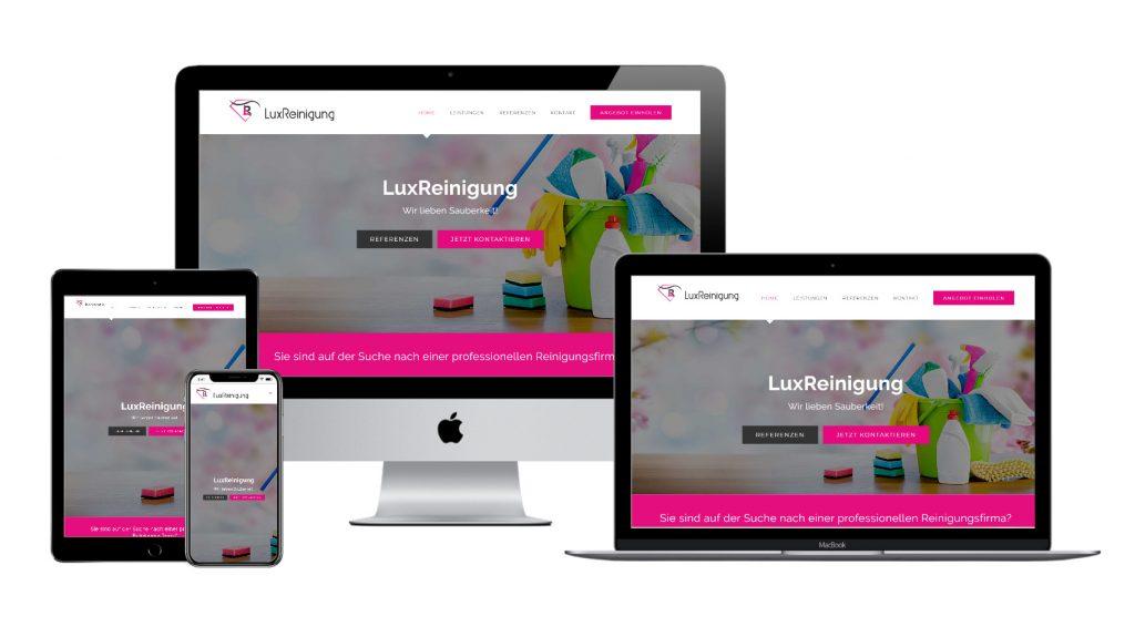 webdesign-luxreinigung